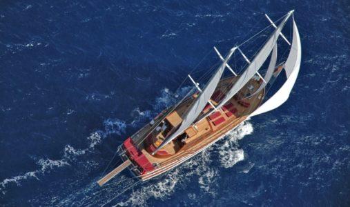 Pruva 80 Sailboat